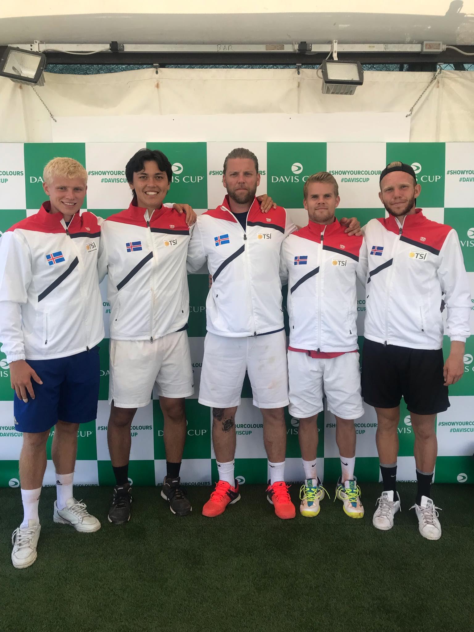 Davis Cup grúppa IV í San Marino 2019