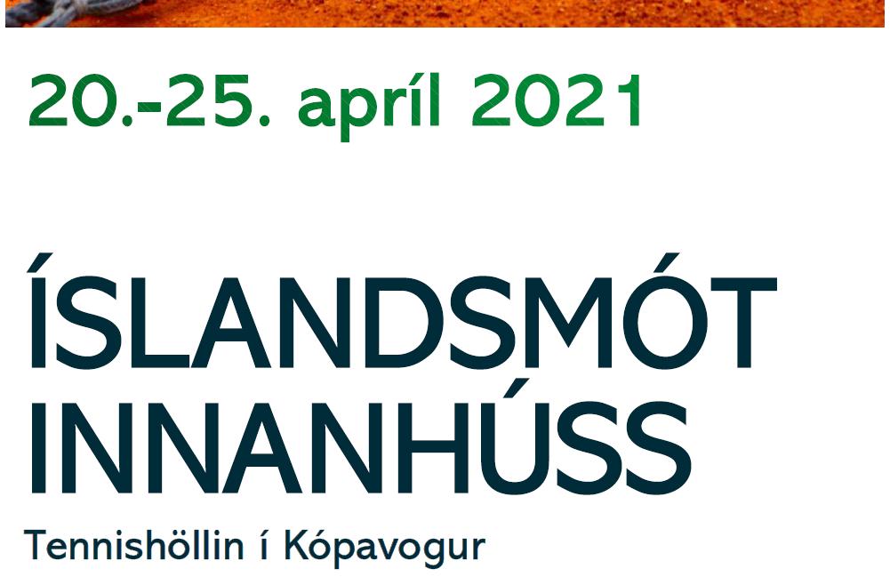 Íslandsmót Innanhúss 2021