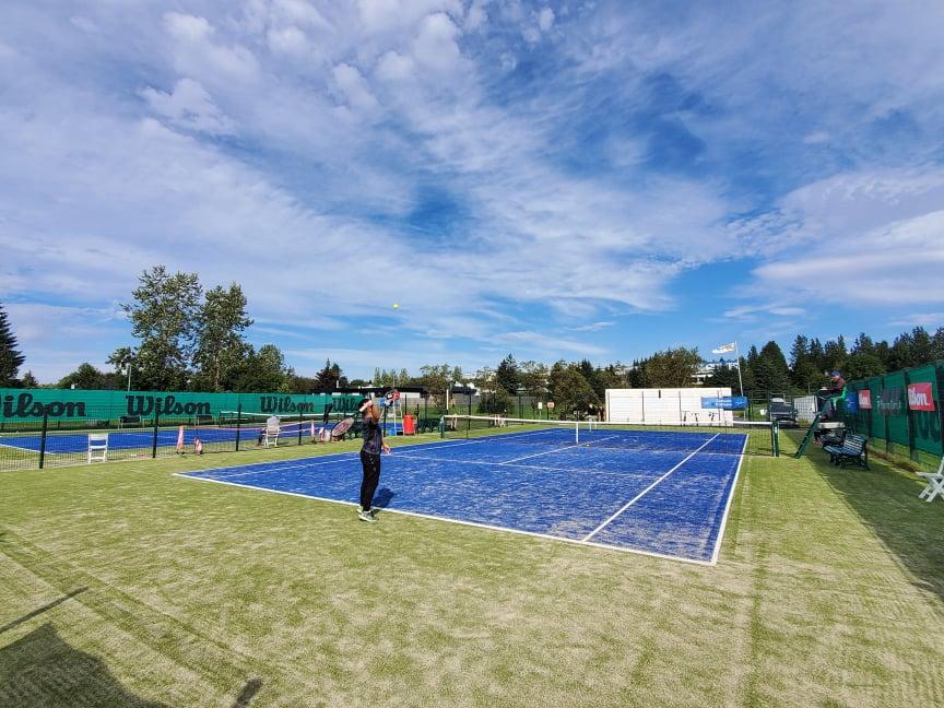 Reykjavíkur Meistaramót í tennis hefst í dag