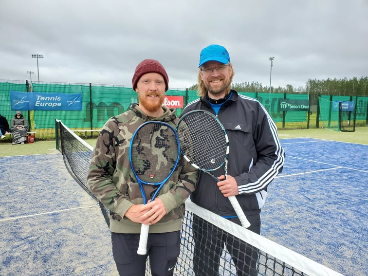 ITF Icelandic Senior 30+ Championships, samantekt